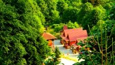 Ayder Şelale Dağ Evi